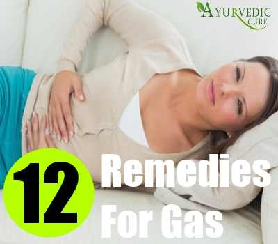 12 Remedies For Gas