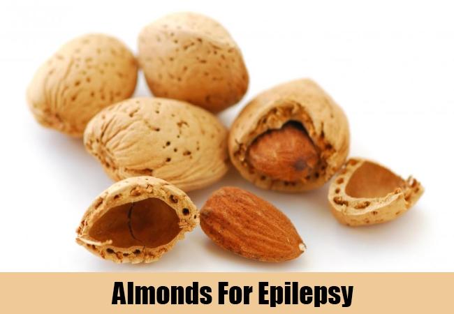 Almonds For Epilepsy