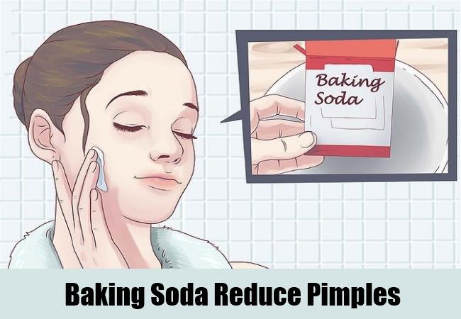 Baking Soda Reduce Pimples