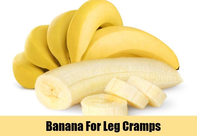 Banana For Leg Cramps