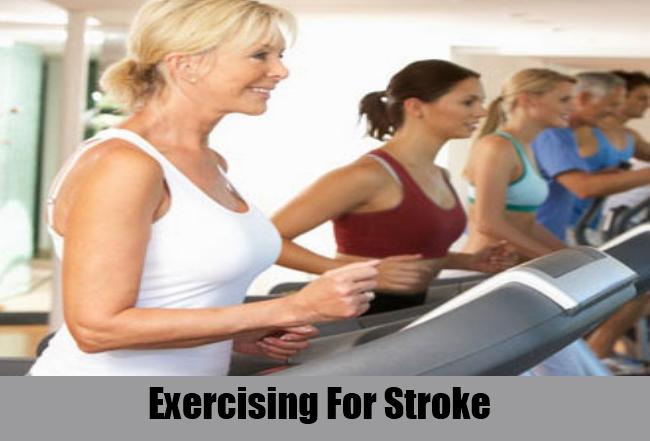 Exercising For Stroke