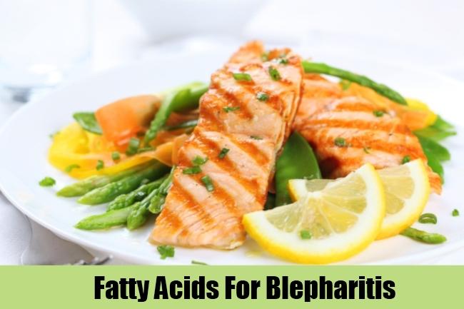 Fatty Acids For Blepharitis