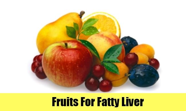 Fruits For Fatty Liver