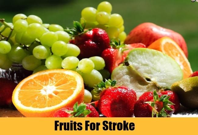Fruits For Stroke