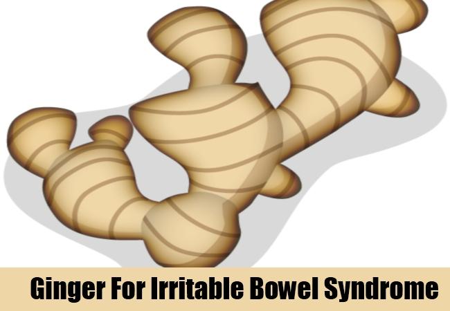 Ginger For Irritable Bowel Syndrome