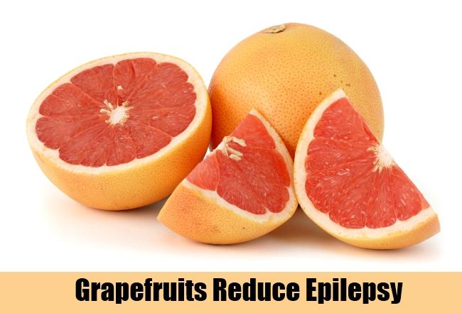 Grapefruits Reduce Epilepsy