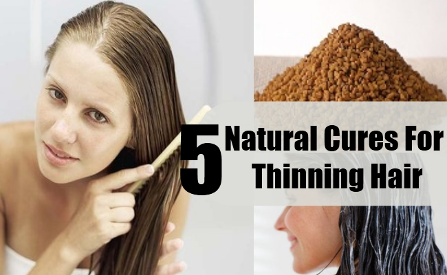 5 Effective Ways To Cure Thinning Hair Naturally Usa Uk