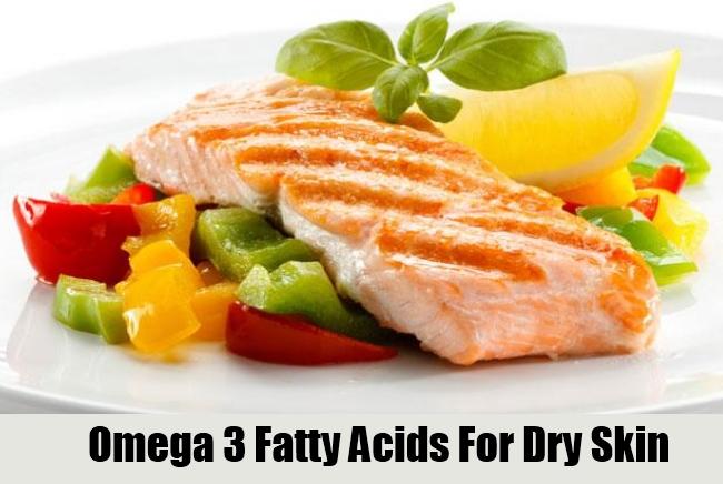 Omega 3 Fatty Acids For Dry Skin