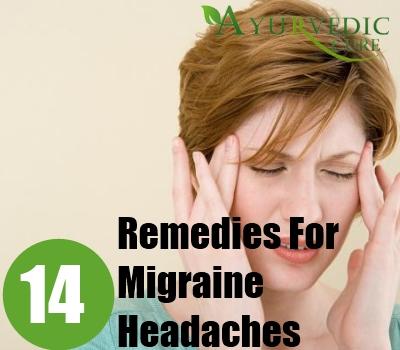 Remedies For Migraine Headaches