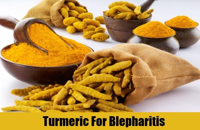 Turmeric For Blepharitis