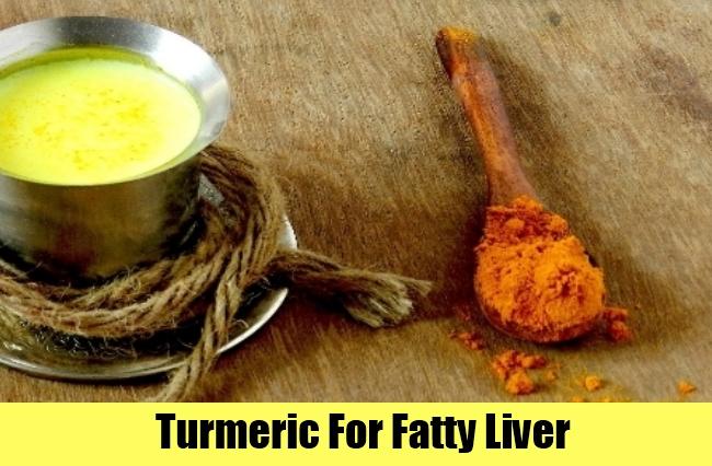 Turmeric For Fatty Liver