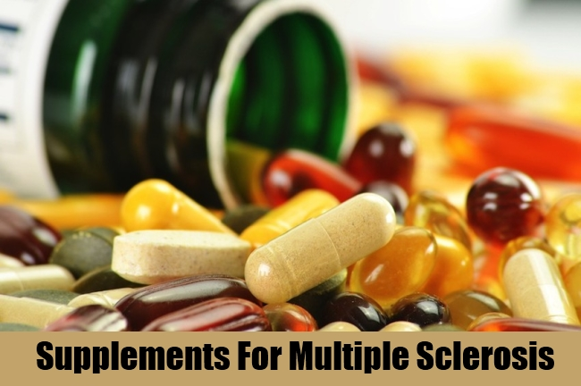 Supplements For Multiple Sclerosis