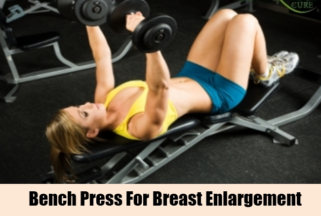 Bench Press For Breast Enlargement