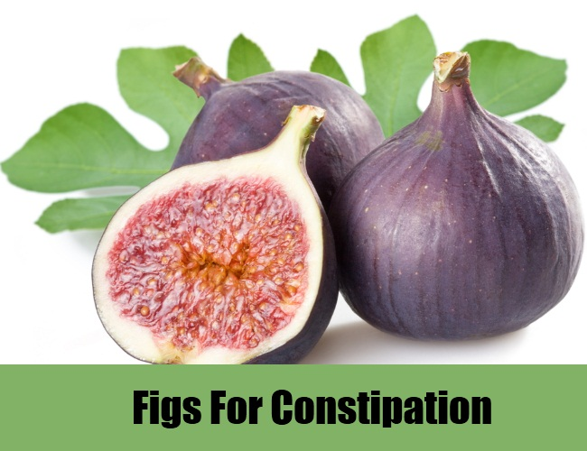 Figs For Constipation