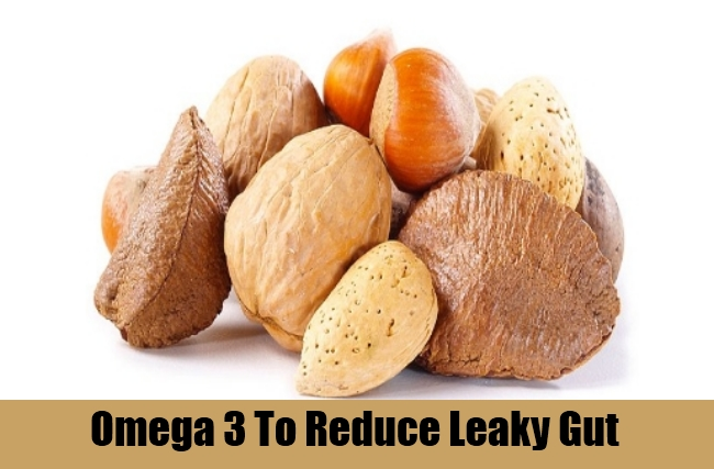 Omega 3 To Reduce Leaky Gut