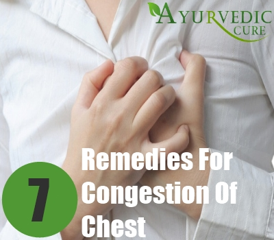 Remedies For Congestion Of The Chest