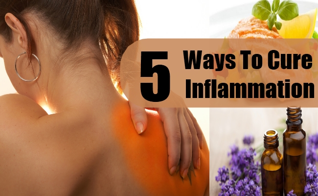Ways To Cure Inflammation