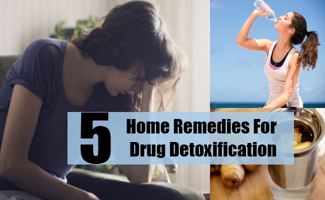 Home Remedies For Drug Detoxification