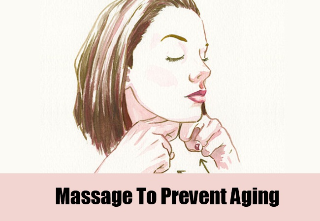 Massage To Prevent Aging