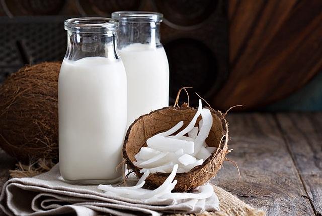 Apply Coconut Milk