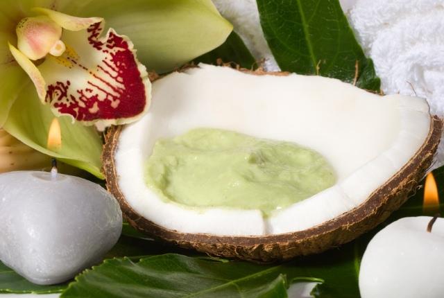Coconut Oil And Avocado