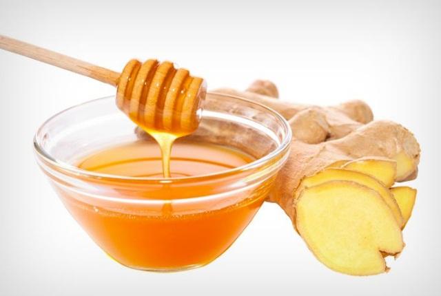Fenugreek Seeds, Honey And Ginger Mix