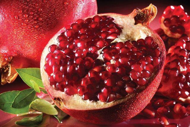 Drink Juice Of Pomegranate