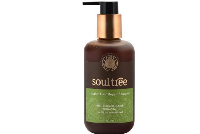 Soultree Licorice And Shikakai Shampoo