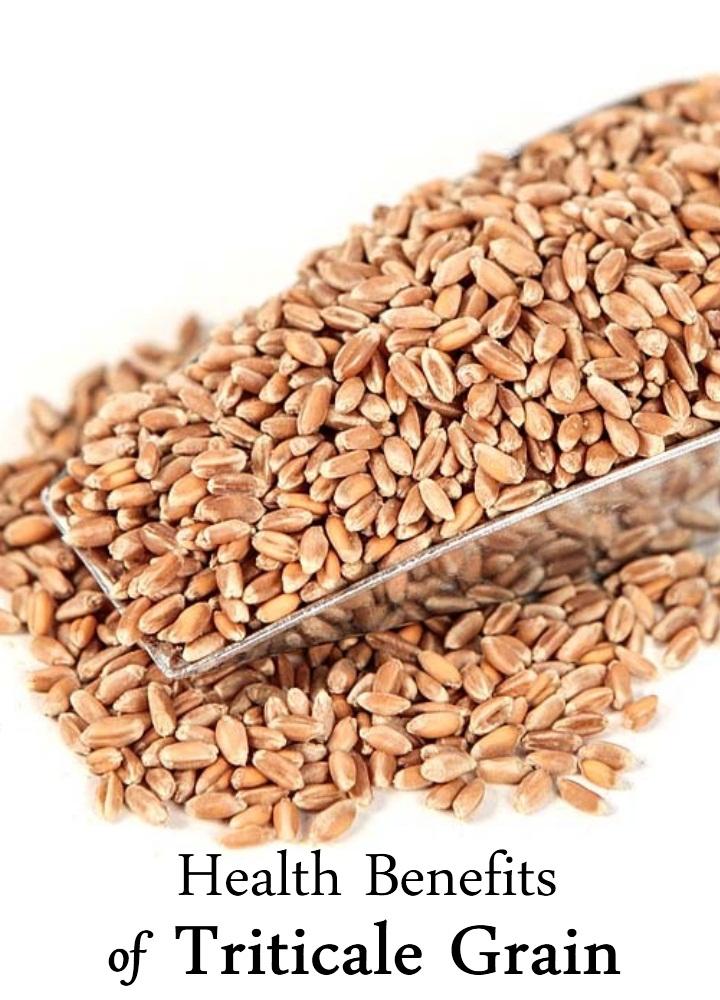 Health Benefits Of Triticale Grain
