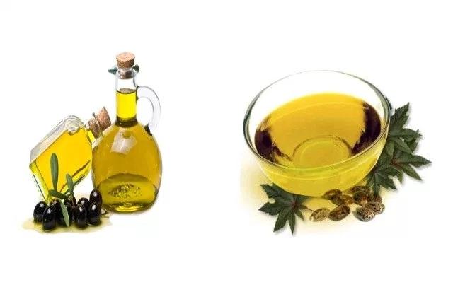 Olive And Castor oil
