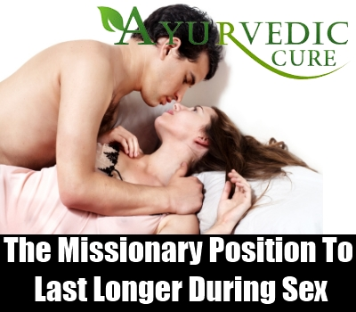 The Missionary Position